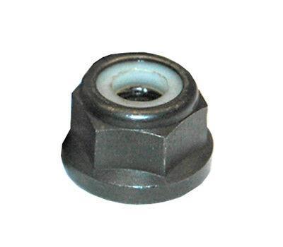 Collar nut M10x1 left hand thread