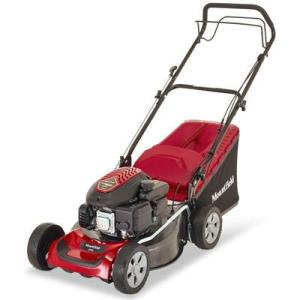 "MOUNTFIELD SP46 18"" SELF DRIVE LAWNMOWER"