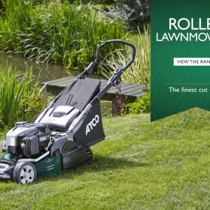 Roller Mowers