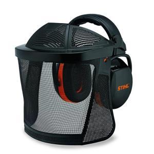 Face/ear protection, nylon mesh visor