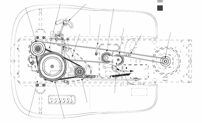mtd mowing deck diagram  pietrodavicoit groundacceptable
