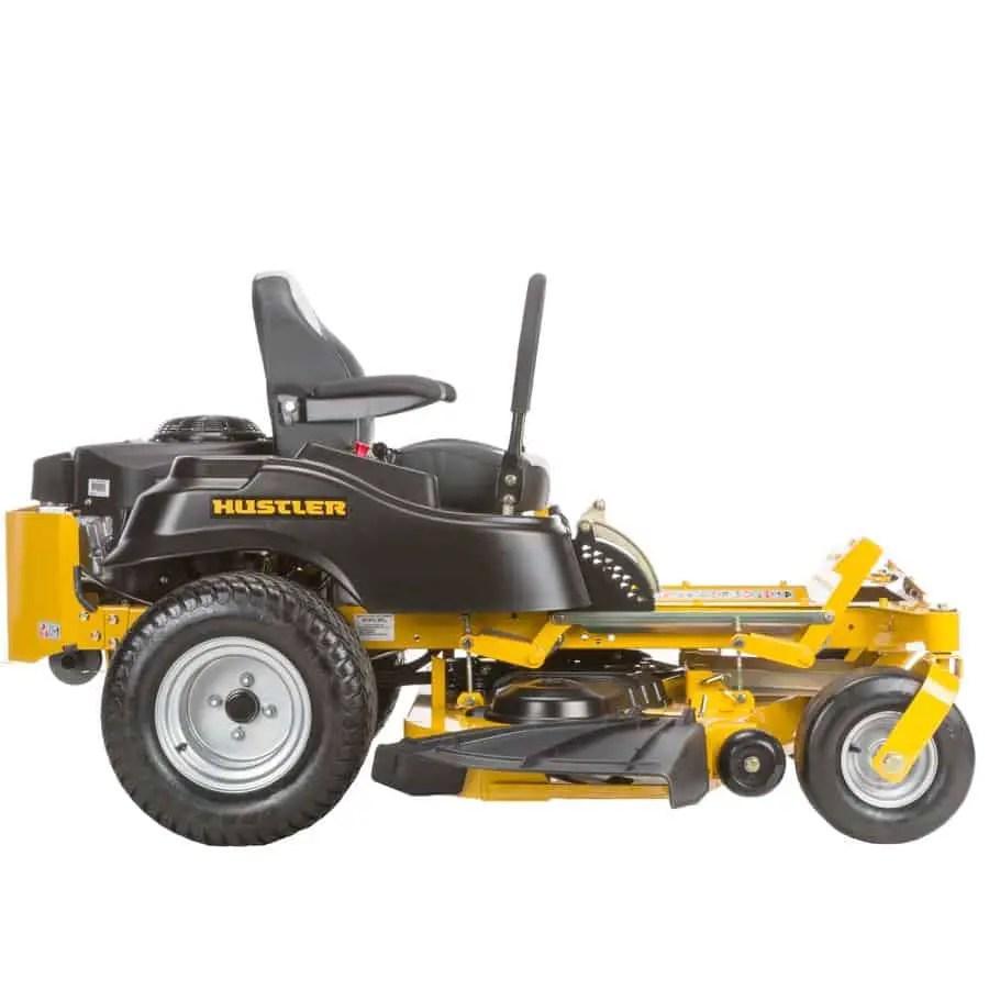 Hustler 60 mower