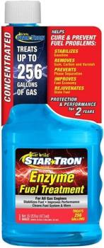 Star Tron Enzyme Fuel Treatment Concentrate