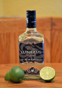 The BerryRitas used Lunazul Blanco, which is very good ... and less expensive than a good Reposado. Great for well drinks.
