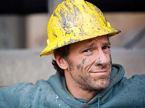 Mike Rowe has had some dirty jobs, but he's also a Distinguished Eagle Scout.