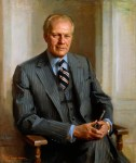 Gerald Ford, Presidential Portrait