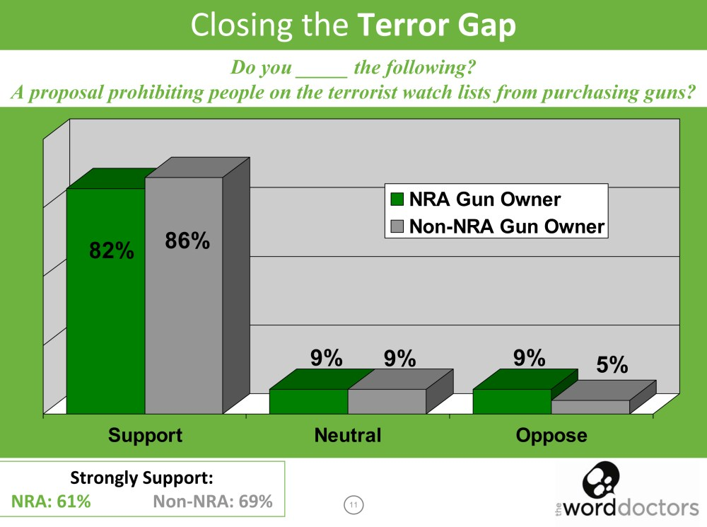 Should Terrorists Be Allowed to Buy Guns?