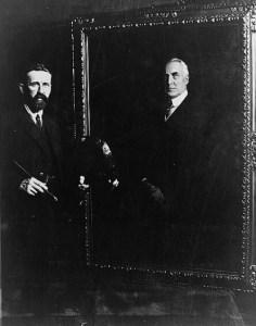 Photo of Harding's Painter,, 1922