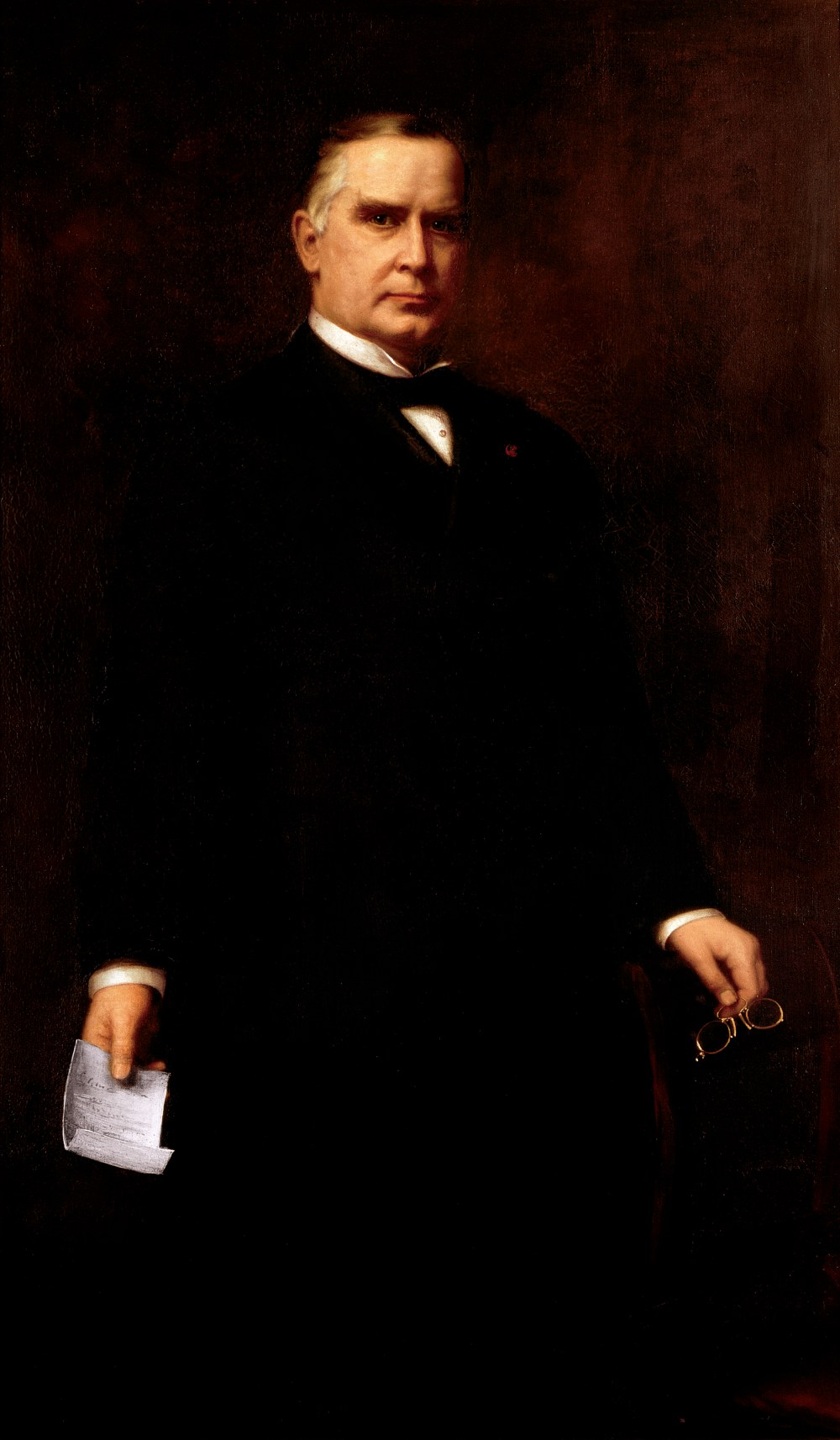 William McKinley, Presidential Portrait