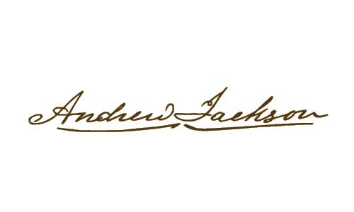 Andrew Jackson signature