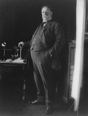 Taft was not a small man.