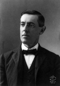 Woodrow Wilson, 1902