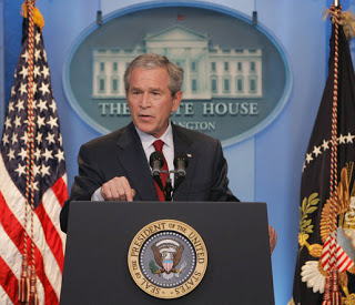 Presidential Seal - Bush