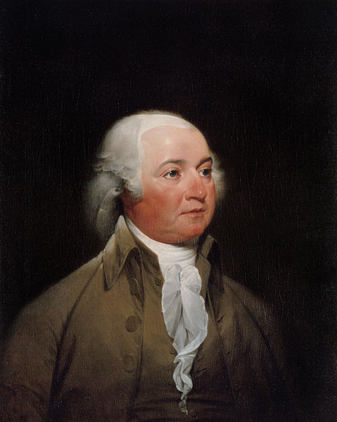 John Adams, Official White House Portrait