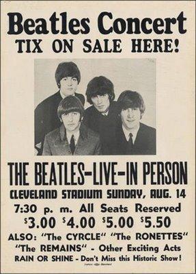 Cyrkle - Beatles Poster