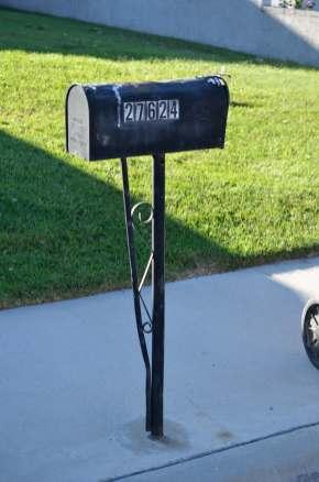 Mailbox 13