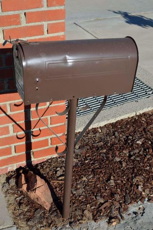 Mailbox 40