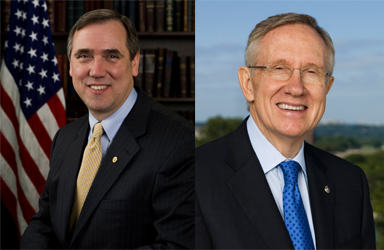 Senators Merkley & Reid