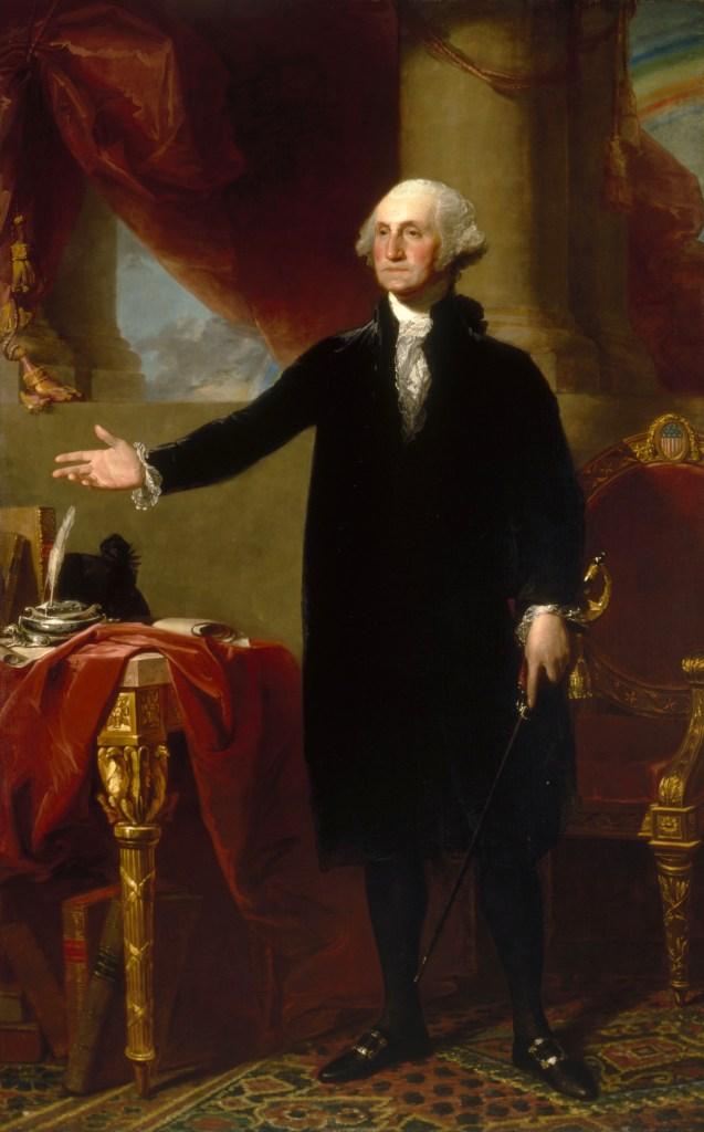 George Washington, Official White House Portrait