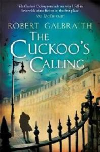 Cuckoo's Calling - British Cover