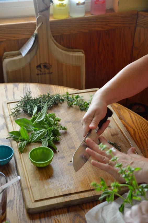 Fresh herbs!
