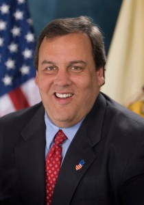 Governor Chris Christie of New Jersey