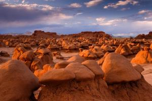 Goblin Valley State Park, Utah. Photo by  Don Paulson.