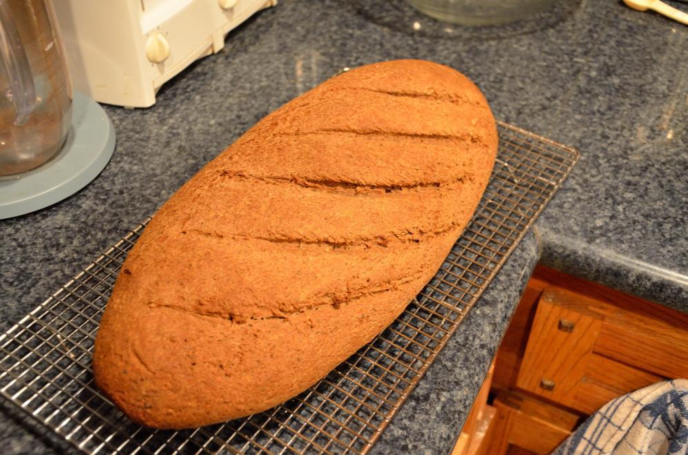 Spent Grain Bread 32