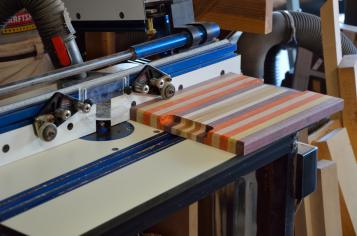 The router table is the only way to get smooth & consistent handholds in place.