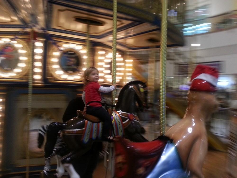 Mowry, Payton, Merry-go-round