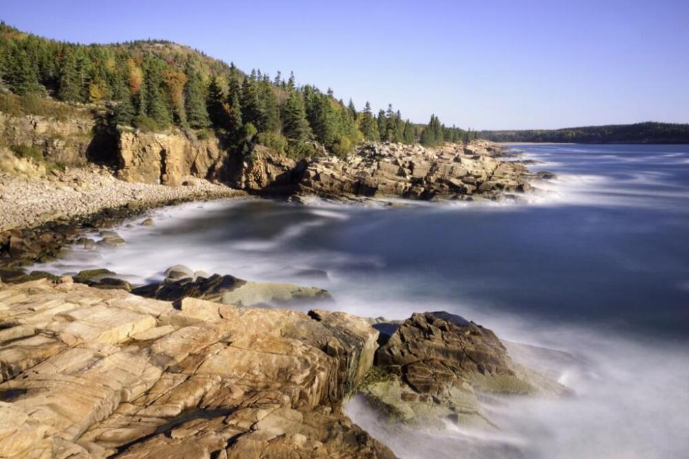 Acadia National Park. Tweeted by the US Department of the Interior, 5/16/14.