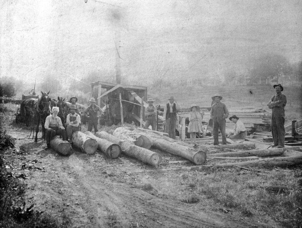 Boring-Lumberjacks
