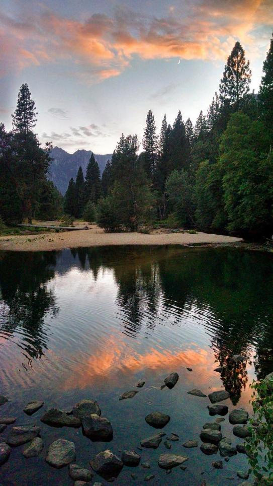 Yosemite National Park. Tweeted by the US Department of the Interior, 9/2/14.