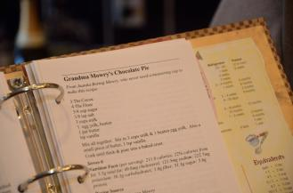The Mowry Family Cookbook was created in celebration of Christopher & Alley's wedding, and is available for sale at select Mrs. M's Handmade events.