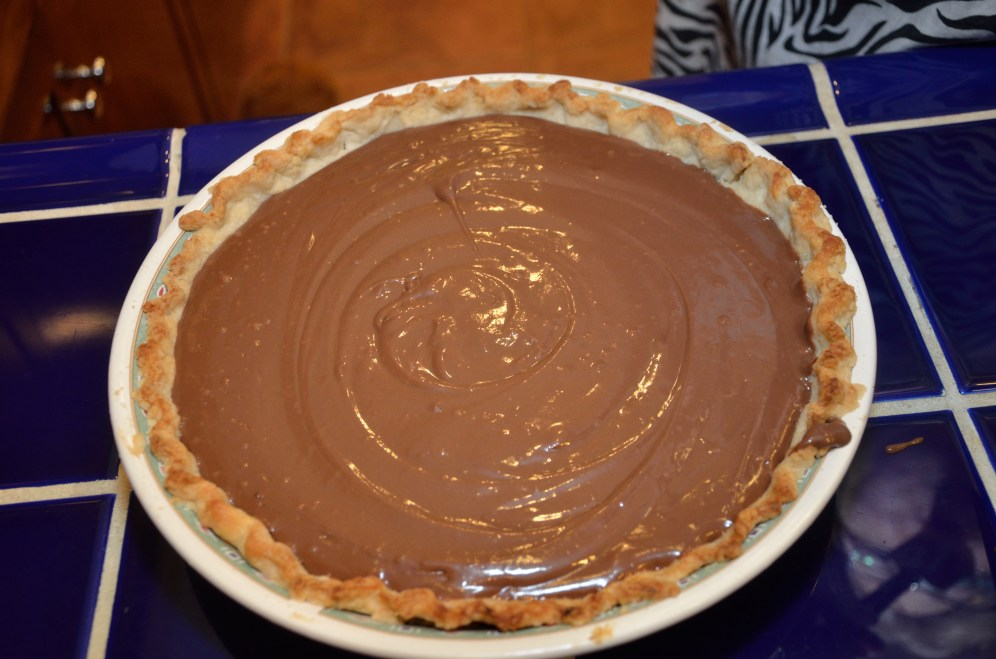 Chocolate Pie 16