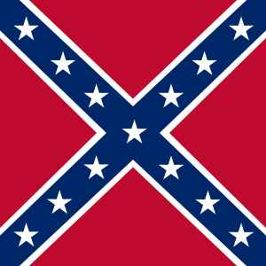 Battle Flag of the Confederate Army