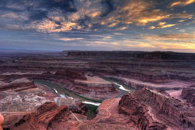 Utah's Canyonlands National Park. Photo by Moti Abramovich. Tweeted by the US Department of the Interior, 6/14/15.