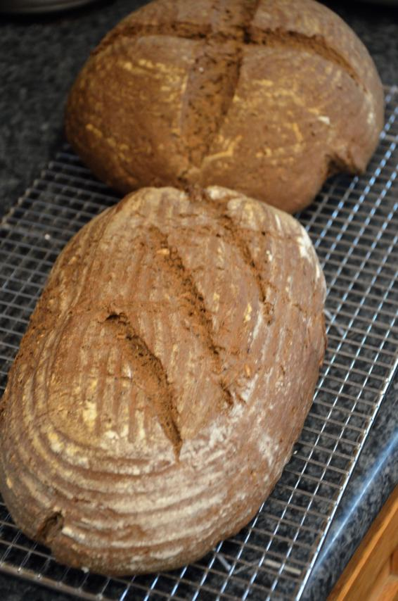 Spent Grain Bread 08