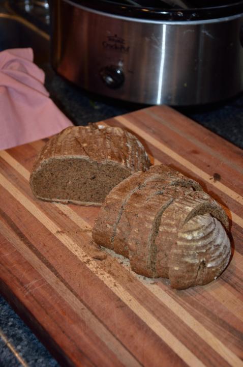 Spent Grain Bread 13