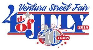 4th of July Ventura Street Fair