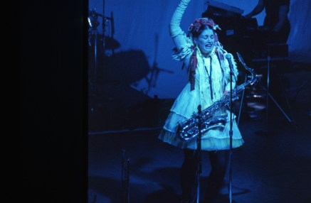 Lene Lovich - 04-17-83 - 03