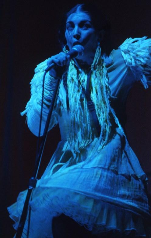 Lene Lovich - 04-17-83 - 08