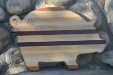 Pig # 15 - 06. Cherry, Hard Maple & Purpleheart.