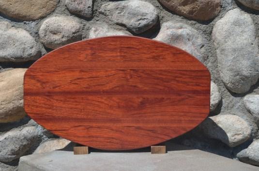 Large Surfboard # 15 - 26. Bloodwood.