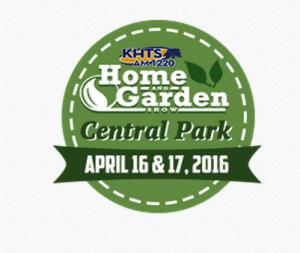 KHTS Home & Garden Show Logo