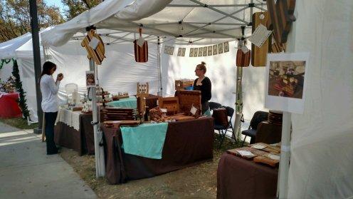 Fine Craft Show 09