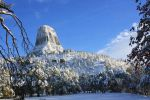Devils Tower NM – Winter