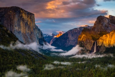 Only one word can describe this picture, taken from Tunnel View at Yosemite National Park: Epic! Photo by Xiaochen Zhang. Posted on Tumblr by the US Department of the Interior, 3/22/16.