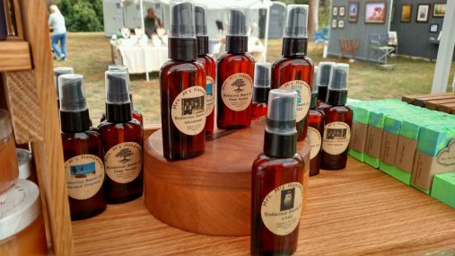Booth 4 - Beard Oil