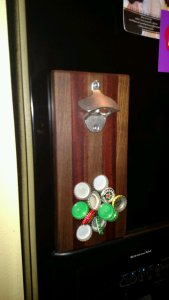 Magic Bottle Opener - Fridge